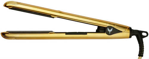 HH Simonsen 360° Straightening Iron Gold