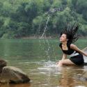 Hvordan du glatter håret der giver følelsen af silke og glat look